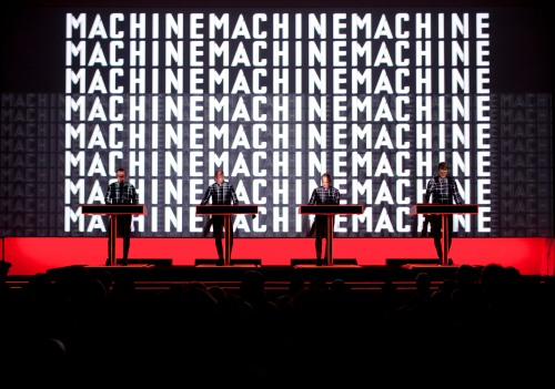 KRAFTWERK 3D MoMA