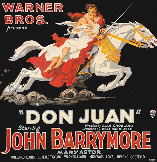 Poster - Don Juan (1926)_04